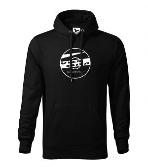 Overdrive Recordstore Hoodie Boys Big Logo