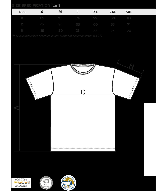 Größentabelle - Overdrive Recordstore Shirt Boys Big Logo